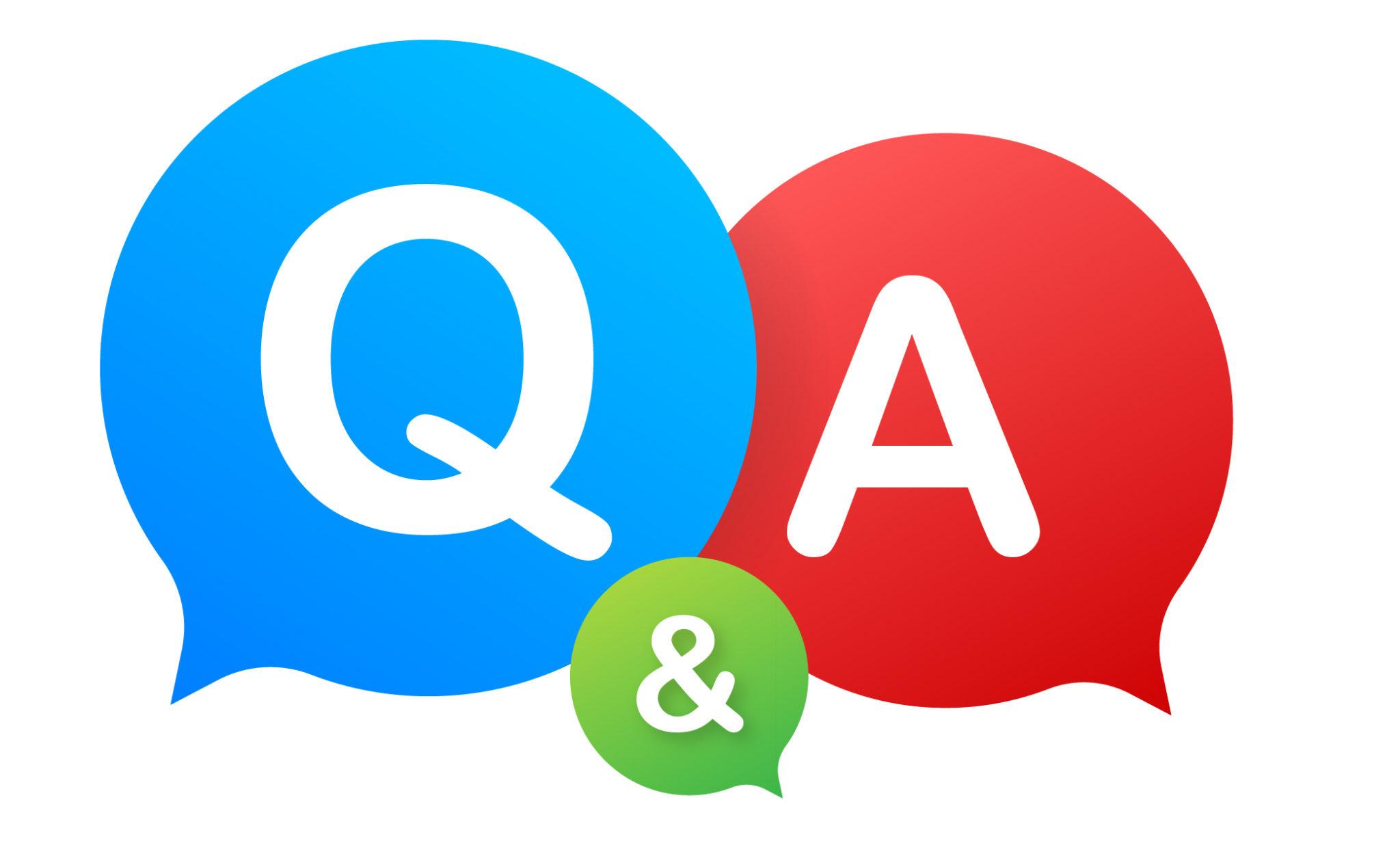 Q & A Image