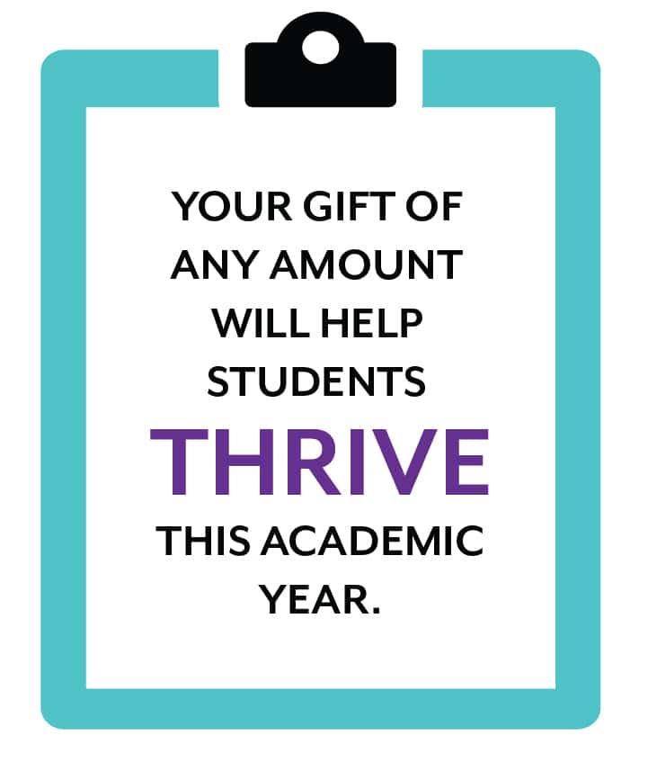 Help Students Thrive